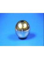 9ct gold 3mm 2 hole bead
