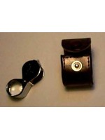 Loupe Triplet x10 with case