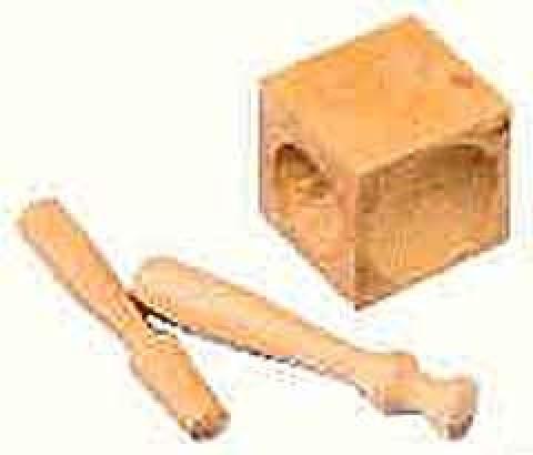 Doming Block Wooden