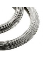 0.5mm silver wire