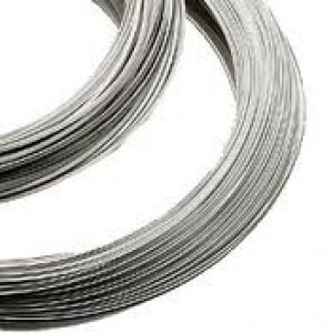 2.00mm Square silver wire